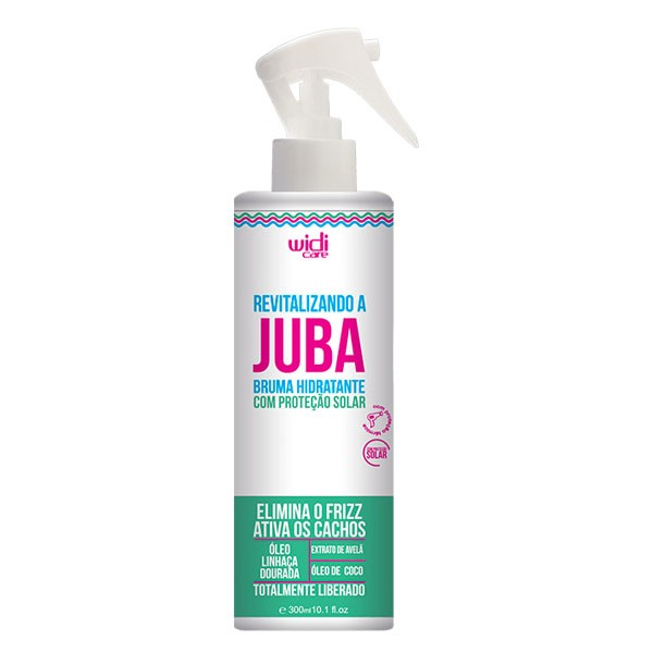 Widi Care - Juba - Spray Revitalizante - 300ml