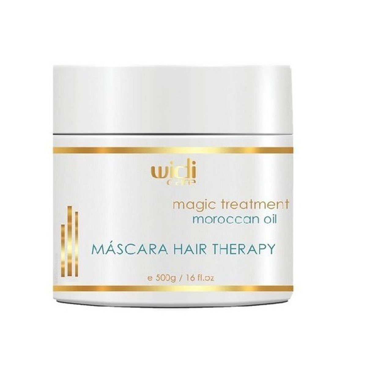 Widi Care - Máscara Hair Therapy - Moroccan Oil - 500g