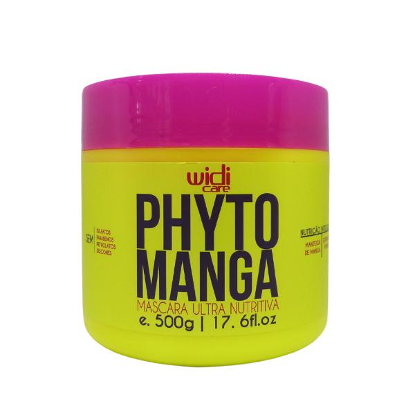 Widi Care - Phyto Manga - Máscara Nutritiva - 500g