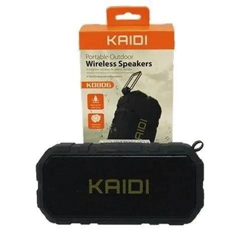 Caixa De Som Kaidi Kd-806