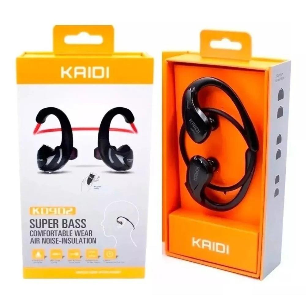 Fone Bluetooth Kaidi 902