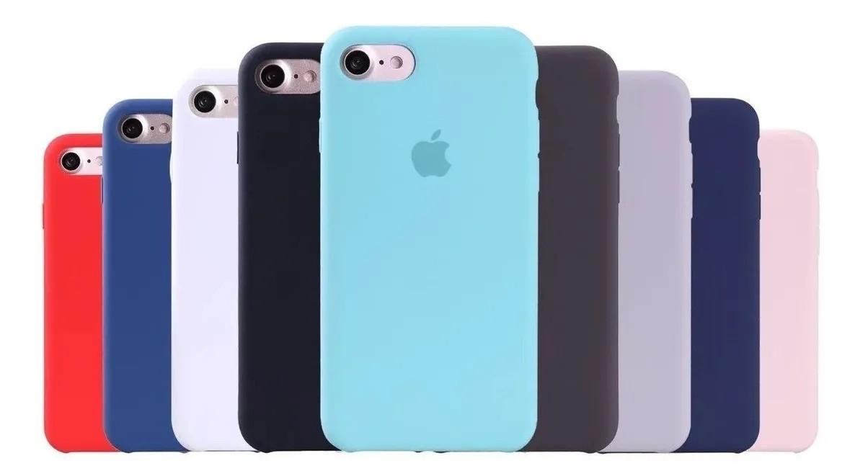 Iphone 7/8 Silicone Case