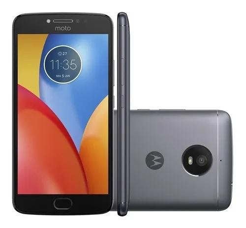 Smartphone Motorola E4