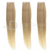 Mega Hair Fita Adesiva 45 cm (SN) N. M7119A 20 Peças