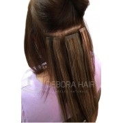 Mega Hair Fita Adesiva 55 cm (SN) N. 1303 20 Peças