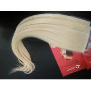 Mega Hair Fita Adesiva Loiro de 45 cm N. 411