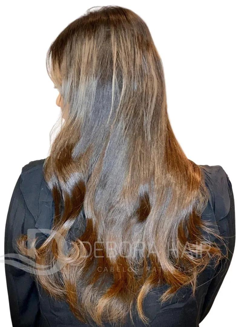 Cabelo Brasileiro - Lotes Exclusivos  - DEBORA HAIR