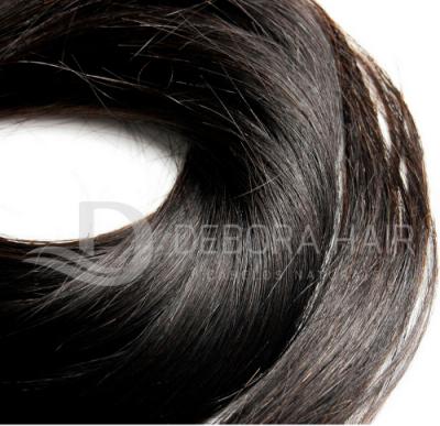 Cabelo Natural Liso Castanho Russo de 40 cm  - DEBORA HAIR