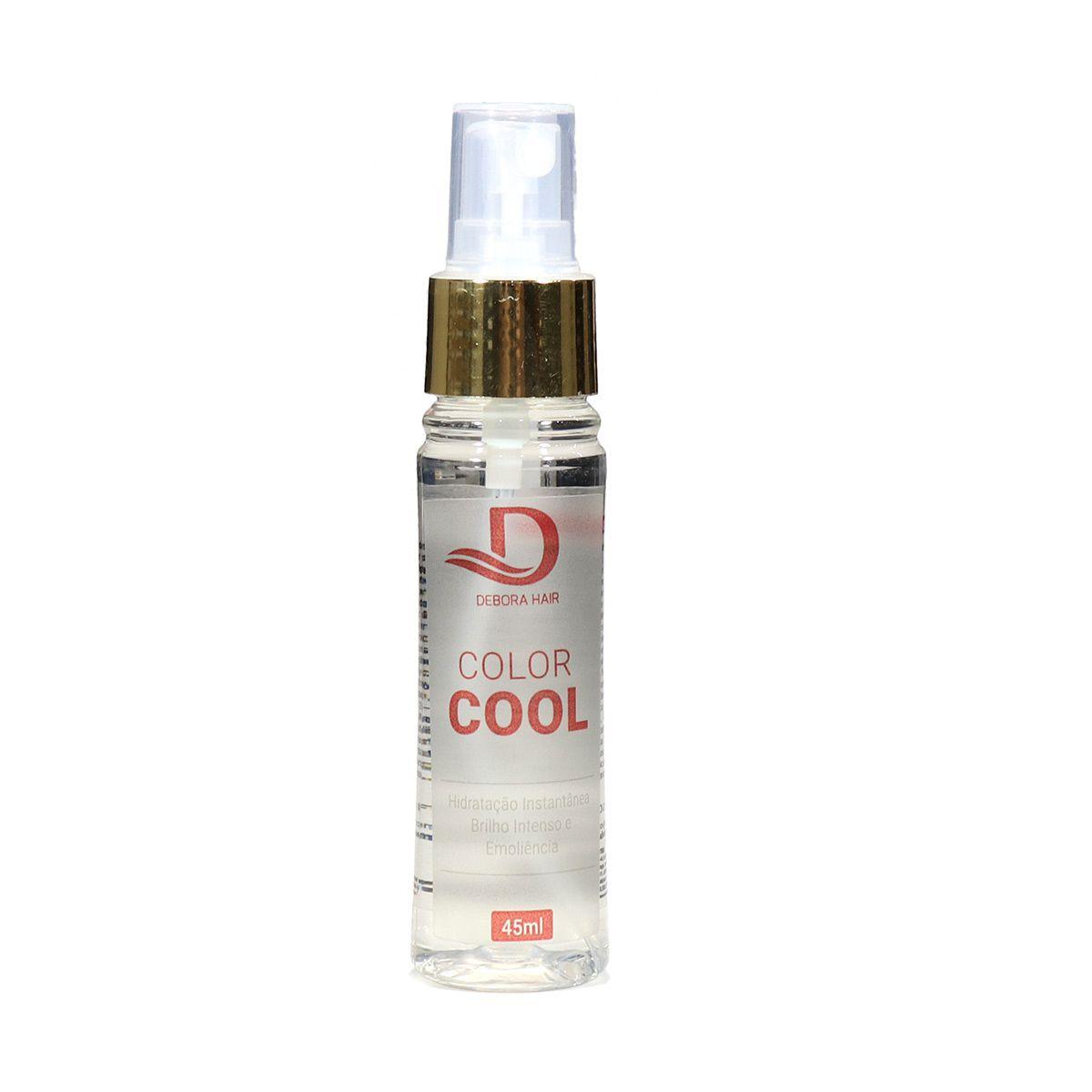 Color Cool Debora Hair - Hidratação Instantânea  - DEBORA HAIR