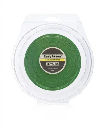 Fita Adesiva Dupla Face Verde - 32 metros (1,27 cm)