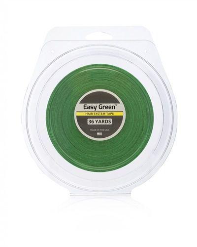 Fita Adesiva Dupla Face Verde - 32 metros (2 cm)