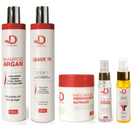 Kit completo Debora Hair  - DEBORA HAIR