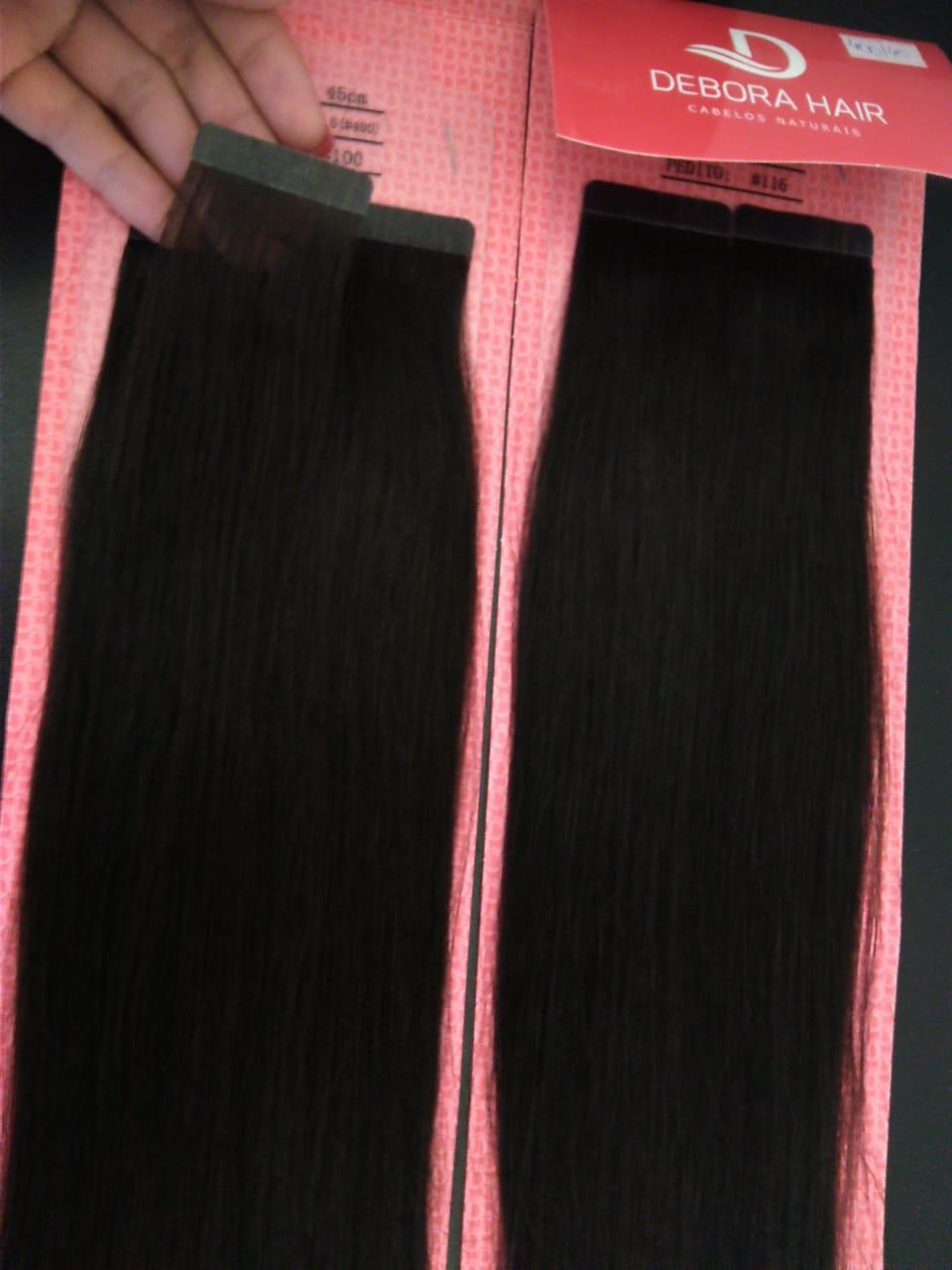 MEGA HAIR ADESIVADO 400  - DEBORA HAIR