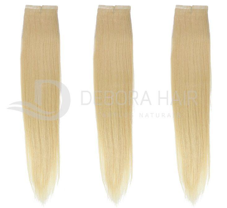 Mega Hair Fita Adesiva 45 cm (SN) N. 409 20 Peças