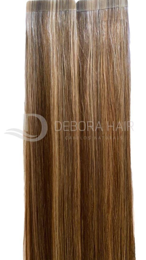 Mega Hair Fita Adesiva 55 cm (SN) N. 1305 20 Peças