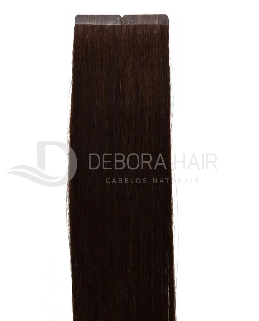 Mega Hair Fita Adesiva 55 cm (SN) N. 400 20 Peças