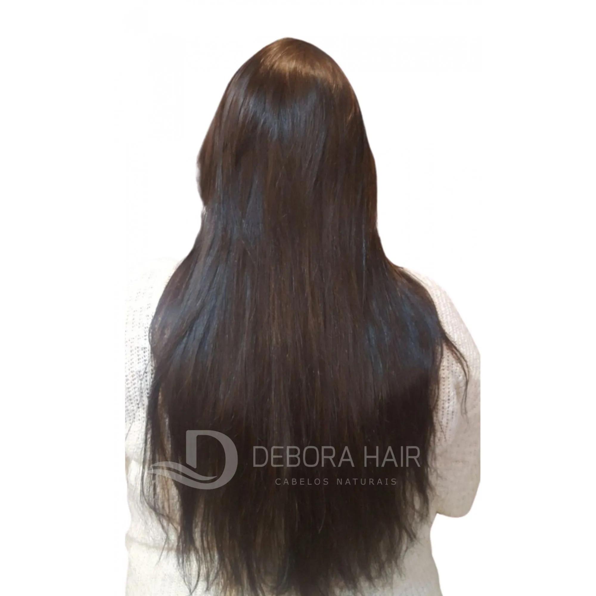 Mega Hair Fita Adesiva 55 cm (SN) N. 405E 20 Peças