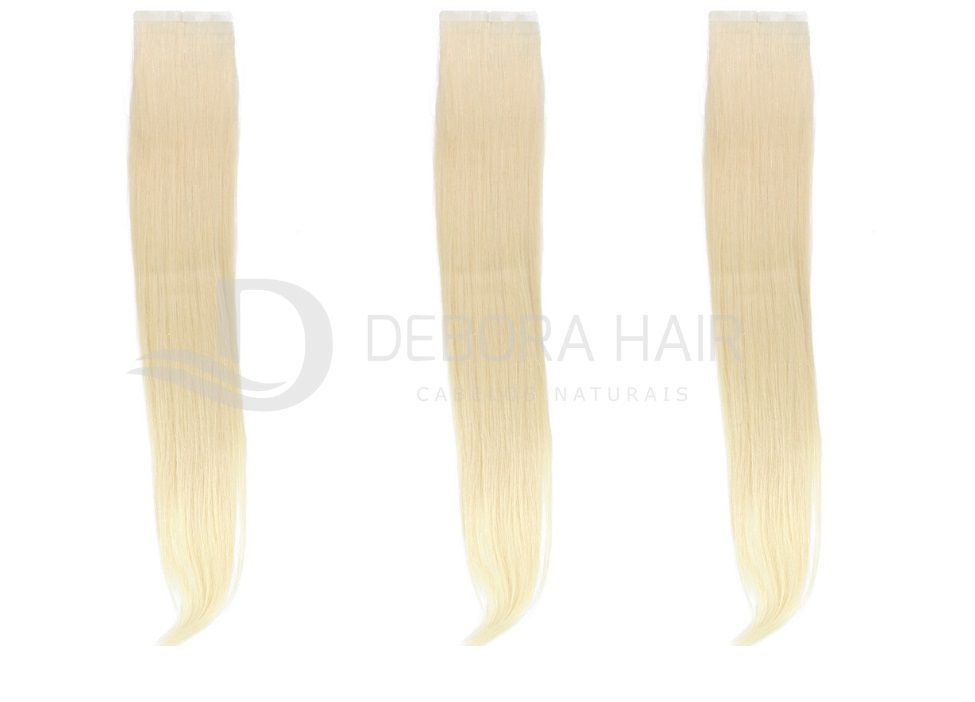 Mega Hair Fita Adesiva 55 cm (SN) N. 411 20 Peças