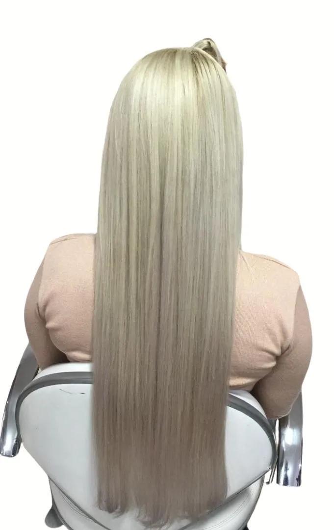 Mega Hair Fita Adesiva 55 cm (SN) N. 411 20 Peças  - DEBORA HAIR