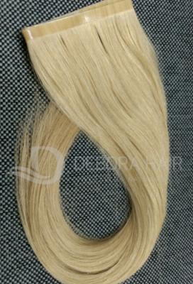 Mega Hair Fita Adesiva Loiro de 50 cm N. 409C