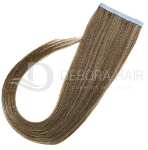 Mega Hair Fita Adesiva Mesclado  N. 1305 50 cm  - DEBORA HAIR