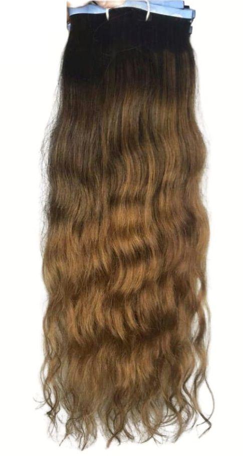 Mega Hair Fita Adesiva - Sob Encomenda