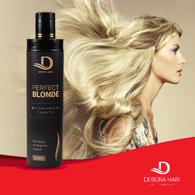 Perfect Blonde Debora Hair