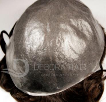 Protese Capilar De Micropele - DV  - DEBORA HAIR