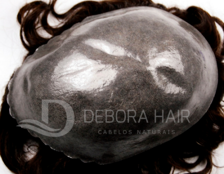 Protese Capilar de Micropele - HLT  - DEBORA HAIR