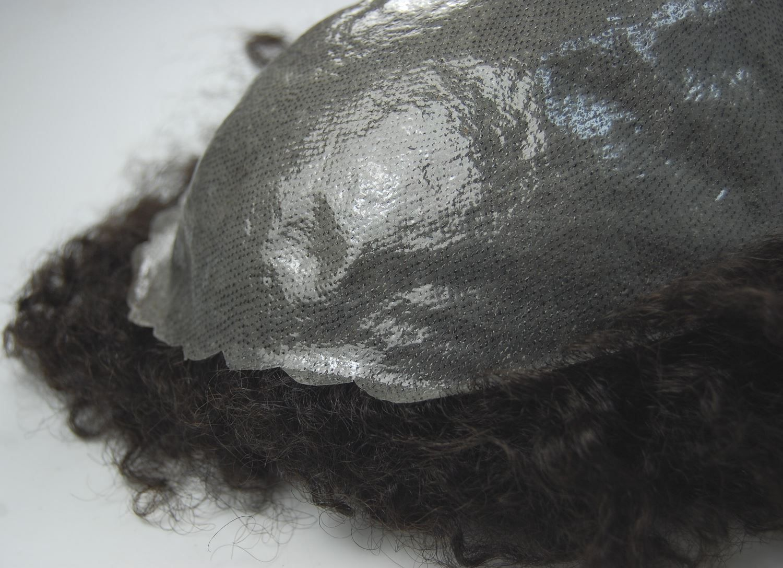 Protese Capilar de Micropele - SF Cacheada