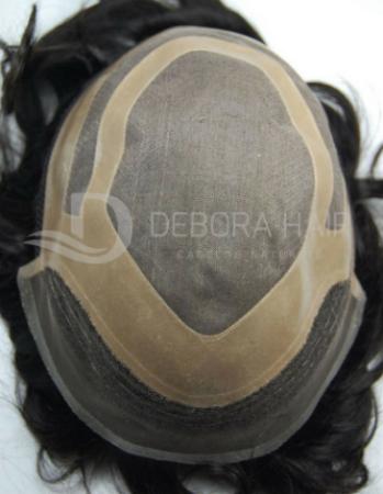 Protese Capilar De Tela - D-3  - DEBORA HAIR