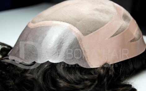 Protese Capilar De Tela - HG  - DEBORA HAIR