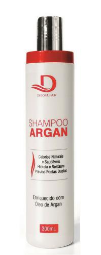 Shampoo Argan Debora Hair