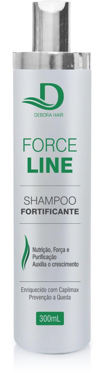 Shampoo Fortificante Debora Hair
