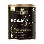 BCAA LIFT 8:1:1 NEUTRO 210G - ESSENTIAL NUTRITION