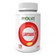 CARTAMO 1.000MG 120 CPS - PHOLIAS