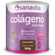 COLÁGENO CHOCOLATE 300G – SANAVITA