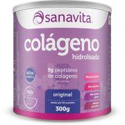 COLÁGENO SABOR ORIGINAL 300G - SANAVITA