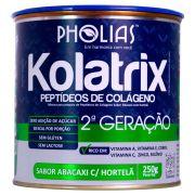 KOLATRIX 2ª GERAÇÃO (PEPTÍDEOS DE COLÁGENO) ABX E HORTELÃ 250G - PHOLIAS