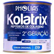 KOLATRIX 2ª GERAÇÃO (PEPTÍDEOS DE COLÁGENO) ORIGINAL 250G - PHOLIAS