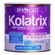 KOLATRIX FIBERFIT (PEPTÍDEOS DE COLÁGENO) NEUTRO 250G - PHOLIAS