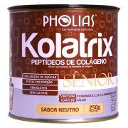 KOLATRIX SENIOR (PEPTÍDEOS DE COLÁGENO) SABOR NEUTRO 250G - PHOLIAS
