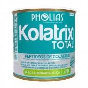 KOLATRIX TOTAL (PEPTÍDEOS BIOATIVOS DE COLÁGENO) LIMONADA SUÍÇA 250G - PHOLIAS