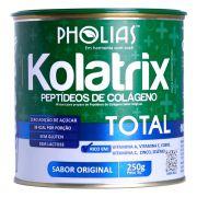 KOLATRIX TOTAL (PEPTÍDEOS BIOATIVOS DE COLÁGENO) SABOR ORIGINAL 250G - PHOLIAS