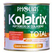 KOLATRIX TOTAL (PEPTÍDEOS BIOATIVOS DE COLÁGENO) TANGERINA 250G - PHOLIAS