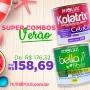 COMBO VERÃO - KOLATRIX CELUCOL (PHOLIAS) + BELLA FIBER (PHOLIAS)