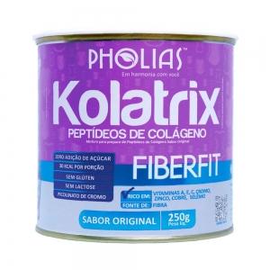 KOLATRIX FIBERFIT (PEPTÍDEOS DE COLÁGENO) SABOR ORIGINAL 250G - PHOLIAS