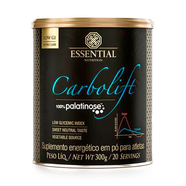 CARBOLIFT 300G - ESSENTIAL NUTRITION