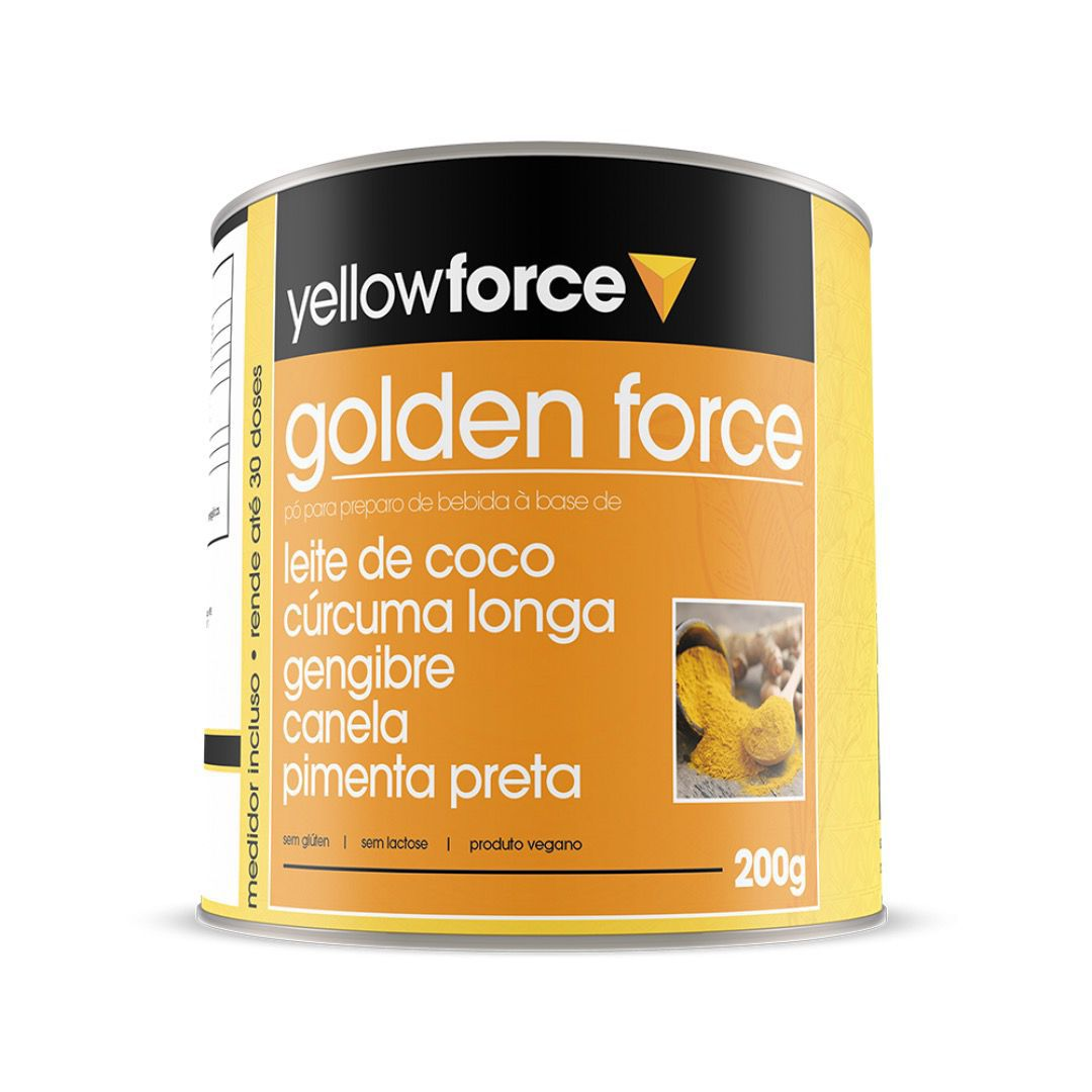 GOLDEN FORCE 200G - YELLOWFORCE