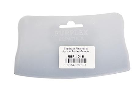 Celuloide /  Espátula Flexível - 1 UNIDADE